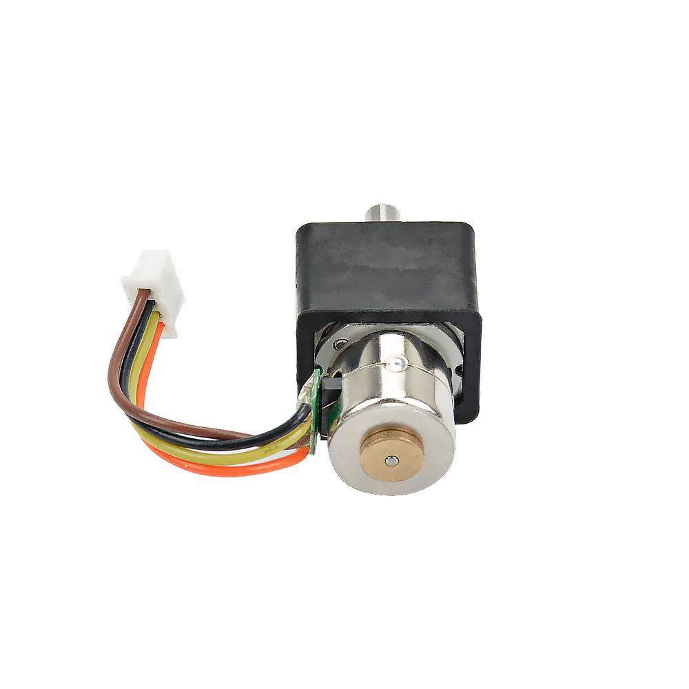 Aiyima Micro Stepper Motor 2 Phase 4 Wire 163 10mm Metal Gear Wiring Deceleration Motors Reduction Moteur In From Home Improvement On