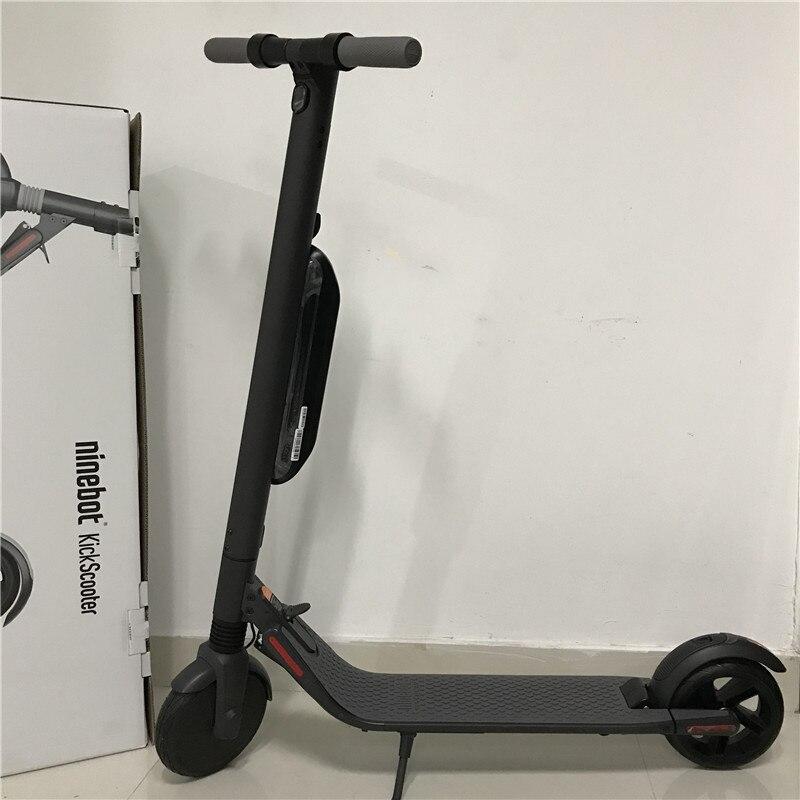 D'origine Ninebot KickScooter ES4/ES2 Smart Électrique Scooter Pliable 30 km/h Léger Hover Skate Bord EU NOUS RU Livraison d'impôt