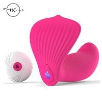 Butterfly wireless vibrating panties remote vibrator for women clitoris stimulator erotic sex shop vibrating egg panties