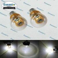 2 pcs/lot Eseastar Free Shipping 20W LED XPE Chips,P21/5W LAMP CAR,1157 LIGHT LED,BAY15D LED AUTOMOTIVE