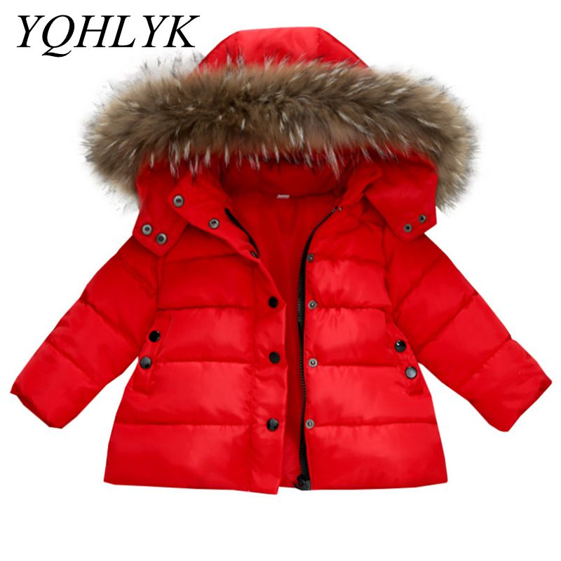 Winter Girls Cotton New Fashion Down Jacket 2018 Korean Children Zipper Hooded Thick Warm Coat Casual Sweet kKids Clothes W100 2016 autumn and winter fashion explosion models men s warm thick cotton korean slim casual jacket
