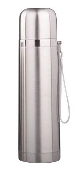 500ML water bottle thermo mug thermos cup outdoor sports drinkware garrafa termica free shipping