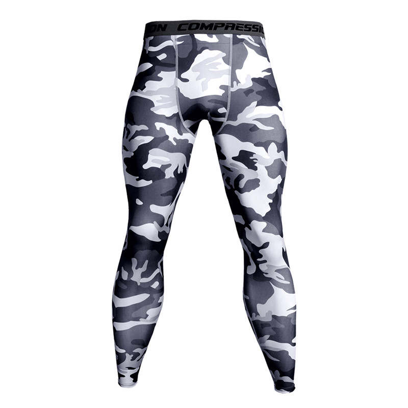 61012b1e33 Compression Pants Running Tights Men Training Fitness Sports Leggings Gym  Jogging Trousers Male Sportswear Crossfit Yoga Bottoms