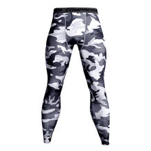 Compression Pants Running Tights Men Training Fitness Sports Leggings Gym Jogging Trousers Male Sportswear Yoga Workout Bottoms(China)