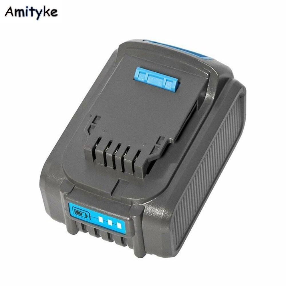 20 V 6.0Ah D'ion de Lithium De Batterie pour DEWALT DCB204 DCB205 DCB206 DCB205-2 DCB200 DCB180 DCD985B DCD771C2 DCS355D1 DCD790B