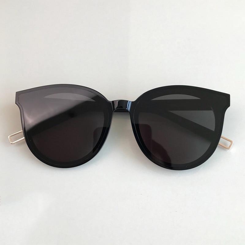 no Sonnenbrille Hohe Rahmen Legierung Gradient Feminino Qualität No no De 2 no Luxury Oculos Sol Brand 5 no 3 4 1 Cat Lens Brillen Designer Eye fwStrw8