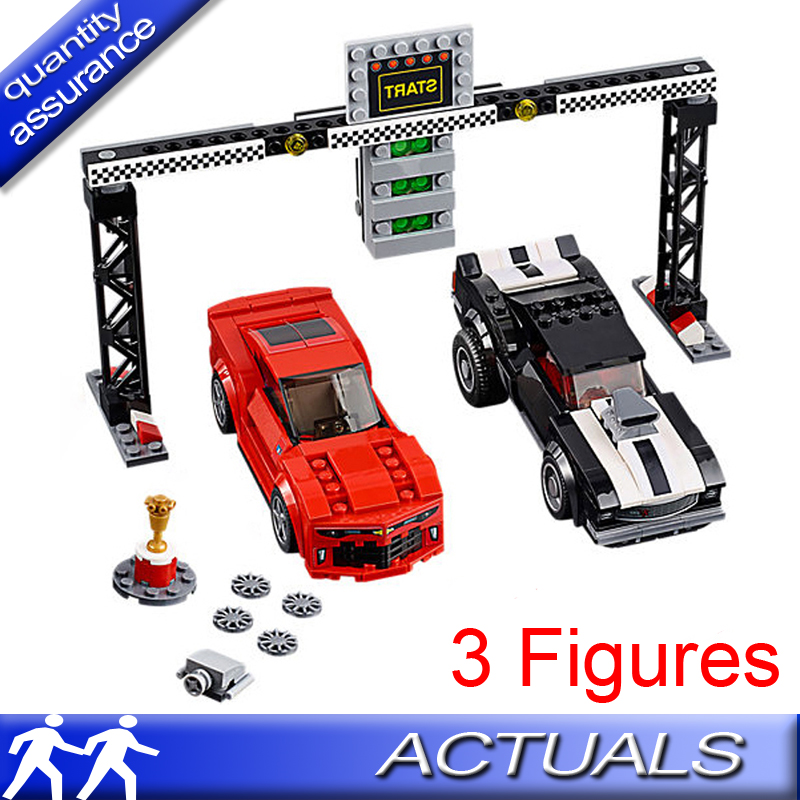 Compatible With Lego 75874 Decool 78115 454pcs Speed Champions