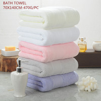 100 Cotton Bath Towel For Adults Heavy Towel Large Towels High Water Absorbent 70x140cm Towels Bathroom