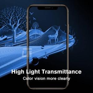 Image 4 - פיצוץ הוכחת רך קרמיקה סרט עבור iPhone 7 8 6 6S בתוספת אנטי טביעת אצבע מט סרט עבור iPhone X XS MAX XR מסך מגן