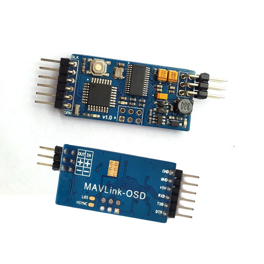 Display su schermo Ardupilot Mega Mini OSD Rev. 1.1 OSD fai da te droni APM2.0 APM2.5 APM2.6