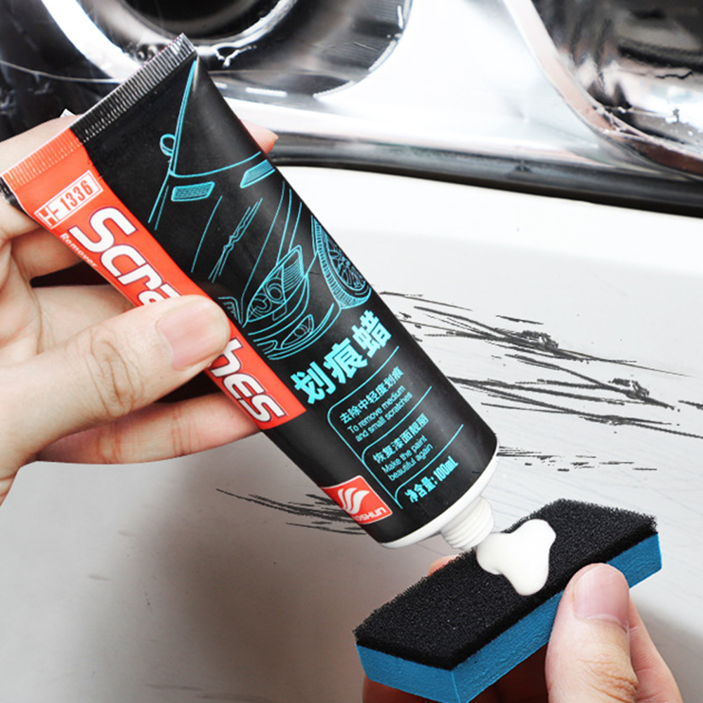 Body Care Scratch Remove Easy To Use Useful Non-toxic Car Supplies Portable Repair Wax 100 Ml Protect Polish Car Paint Care
