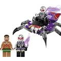 Enlighten 1301 Pirates Poisonous spider Space Wars Toys For Children Figures Plastic Building Blocks Sets CompatibleWith Legoe