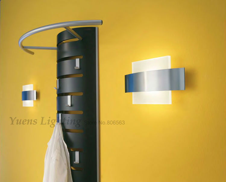 comprar moderno led de interior lmparas de pared apliques luces de la cocina bao lmpara del gabinete de la lmpara de montaje en pared