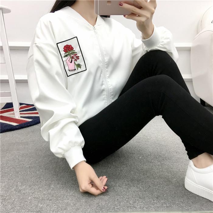 HTB1peTkPVXXXXaVXVXXq6xXFXXXe - Rose Embroidery Women's Jackets PTC 53
