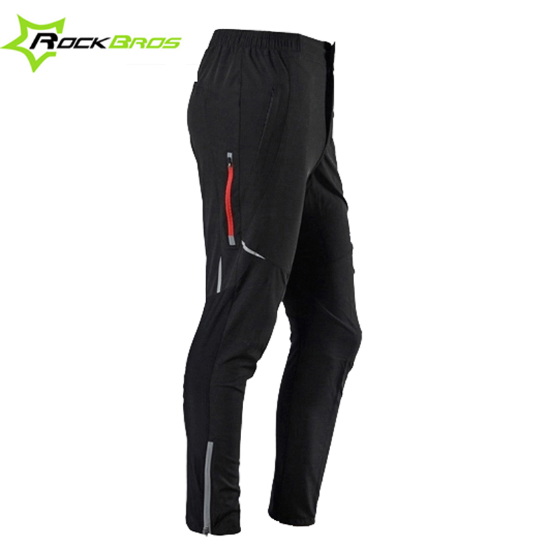 Rockbros windproof cycling pants outdoor sports multi use