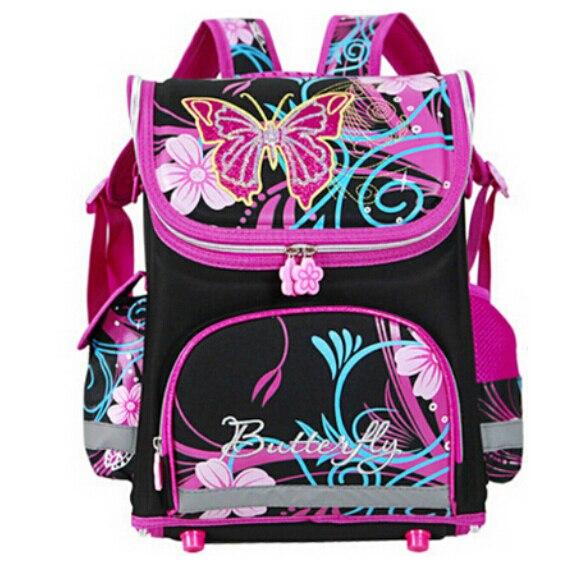 58449b680906 Children School Bags backpack for Girl Princess Sofia Bag Waterproof High  School Knapsack Kids Backpacks Free