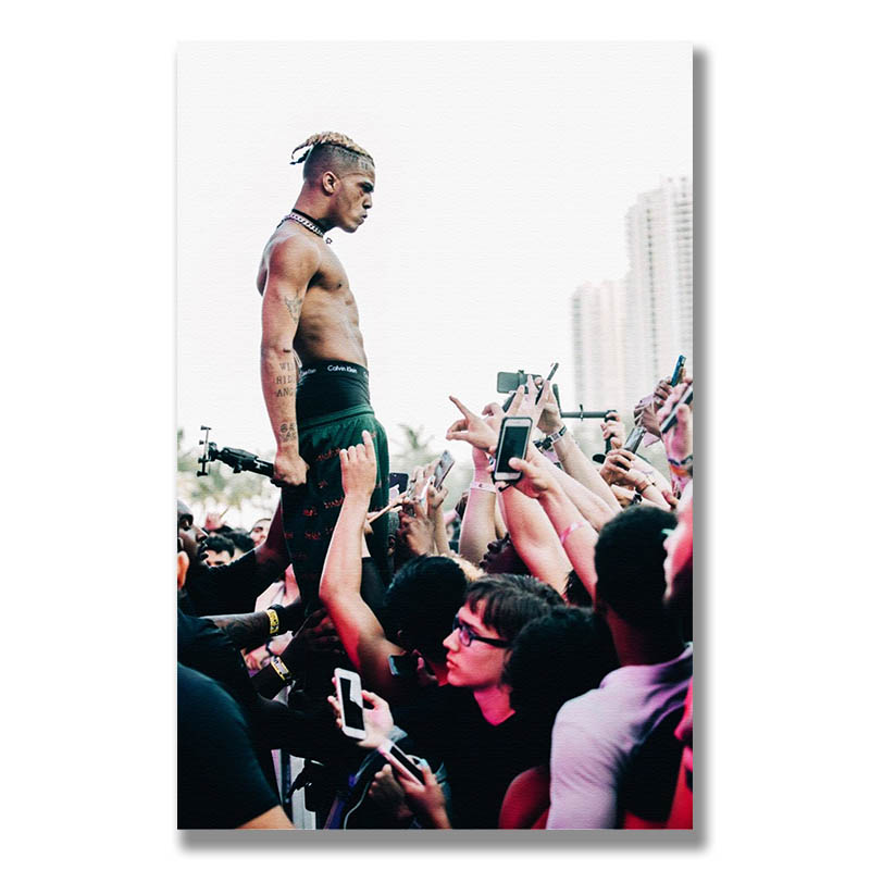 Wiz Khalifa Hot Rap Music Star Art Silk Poster 13x20 24x36 inches 005