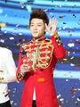 Novo estilo de moda fino masculino vermelho concerto do partido roupas paillette mostram estágio homem ds cantor dançarino trajes jaqueta desempenho