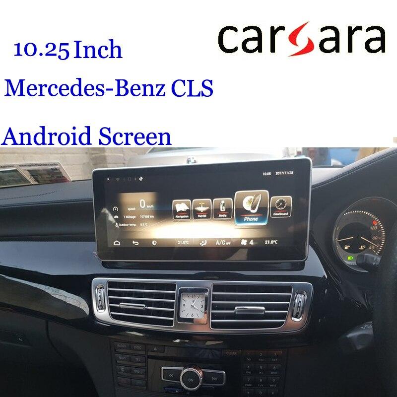 Android CLS головного устройства для Mercedes Бен z W218 Дисплей автомобилей Видео Аудио развлекательной Интерфейс DVD для автомобиля навигационное уст