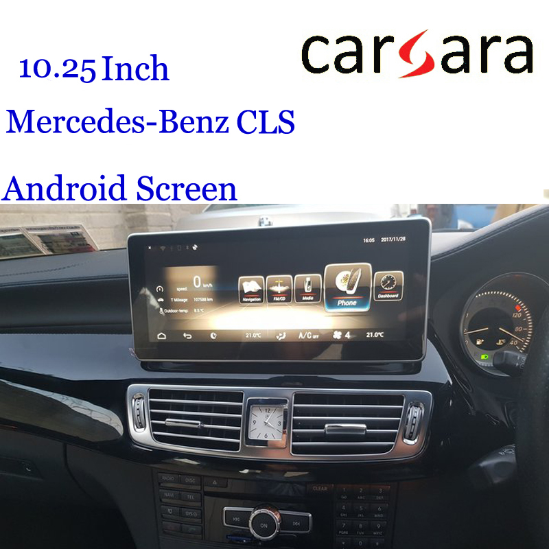 Android CLS Headunit for Merce des Ben z W218 Display Car Video Audio Infotainment Interface Vehicle DVD GPS Navigation Device