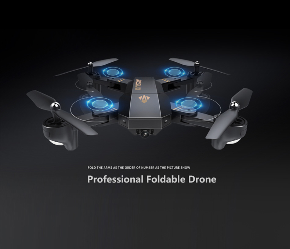 2.4G hovering racing helicopter rc drones with camera HD drone profissional fpv quadcopter aircraft photography toy XS809 10