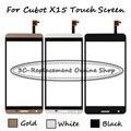 Reemplazar alta calidad negro/blanco/oro panel táctil para cubot x15 x 15 pantalla táctil digitalizador envío libre