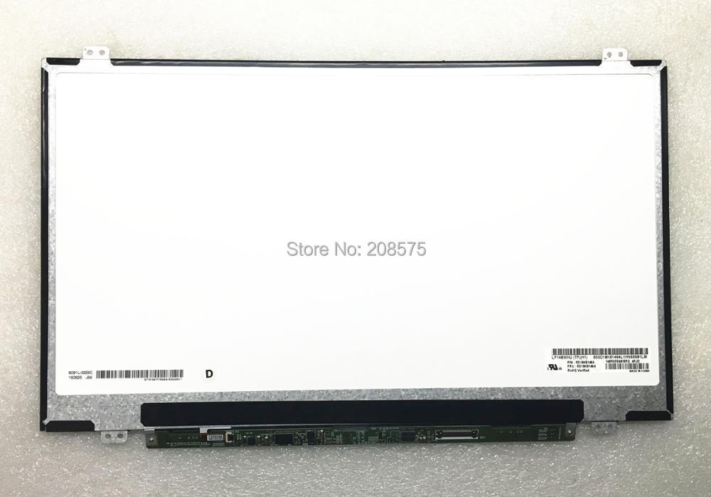 Free shipping LP140WHU-TPH1 LP140WHU TPH1 14.0inch laptop lcd screen 1366*768 Free shipping LP140WHU-TPH1 LP140WHU TPH1 14.0inch laptop lcd screen 1366*768