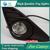2PCS Pair LED Fog Light For Toyota Camry 2012 High Power LED Fog Lamp Auto DRL