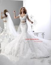 The Most Popular Mermaid Kaftan Dubai Fancy Farasha Long Kaftans Satin Gown Lace Abaya jalabiya Islamic Wedding Dress Gown