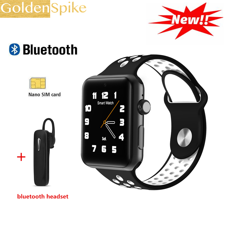 DM09 plus Bluetooth Smart Watch 2 5D ARC HD Screen Support SIM Card Wearable Devices SmartWatch