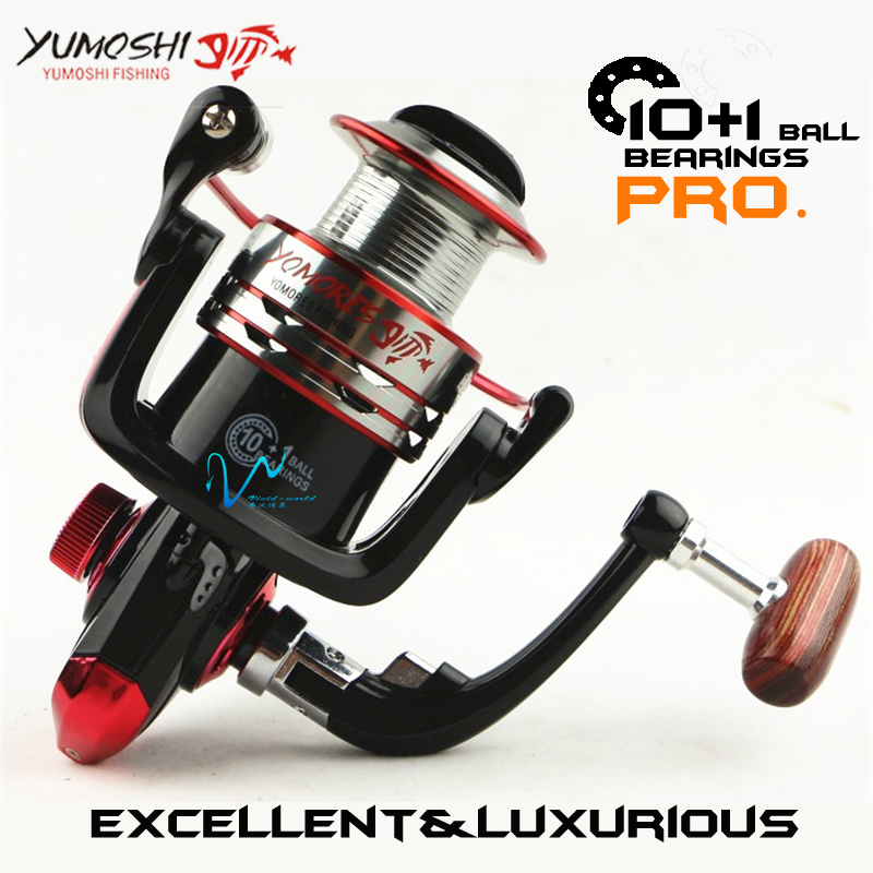 Reel Saltwater-Rod-Combo Fishing Spinning-Reel-Reel Carp CNC Rocker Strength Main-Body
