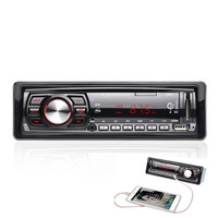 Auto Autoradio 1 DIN 12 V audio stereo In-dash MP3 player WMA USB MP3 AUX USB FM tuner receiver fernbedienung In dash autoradio