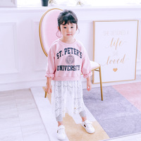 Mother and Kids Dress Autumn New Children Wear Mombebe Lace Mom Daughter Baby Girl Dress Fashion Toddler Family Matching Outfits