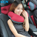U-Shape Travel Pillow Inflatable for Airplane Inflatable Neck Pillow Travel Accessories Comfortable Pillows Portable Sleep
