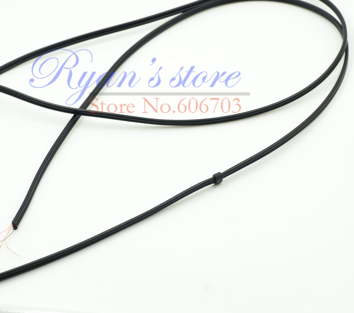 Repair Headphone Cable Wire Line Cord 2 6mm In Dia 3 5mm