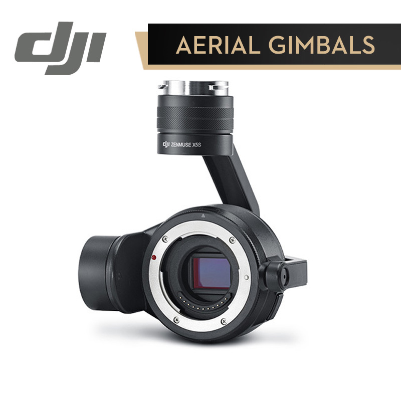 DJI Zenmuse X5S Gimbal and Camera Lens Excluded Original Accessories