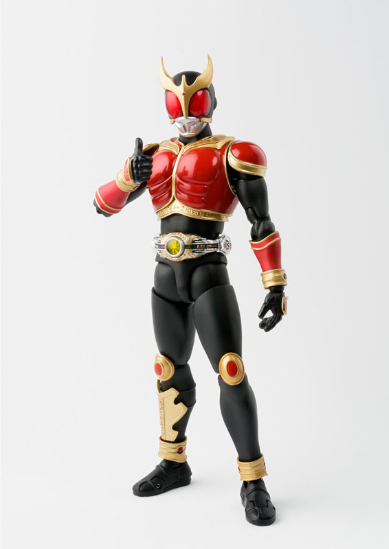 "Image 3 - ""Cavalier masqué Kuuga"" Original BANDAI Tamashii Nations S. H. Figuarts (SHF) figurine daction Kamen Rider Kuuga levant puissantbandai dollfigure pvcbandai naruto figures -"
