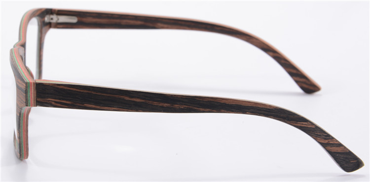 Wooden Eyeglasses Frames Luxury Design