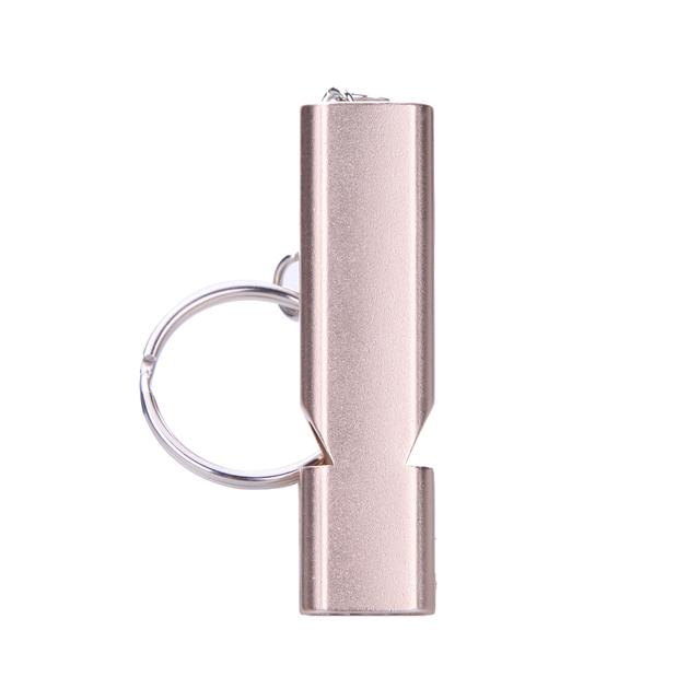 Emergency Aluminium Whistle