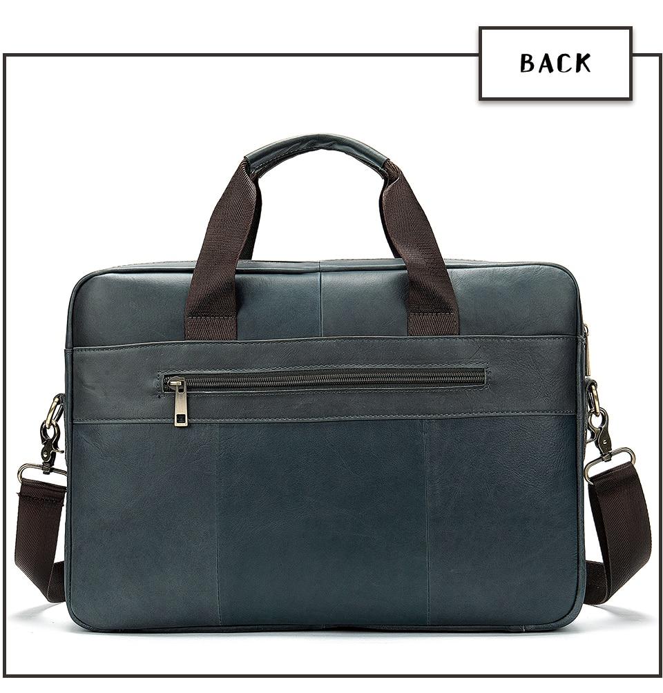 HTB1peZ7RwHqK1RjSZJnq6zNLpXaR WESTAL Bag men's Genuine Leather briefcase Male man laptop bag natural Leather for men Messenger bags men's briefcases 2019