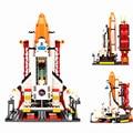 GUDI 679Pcs Star Space The Shuttle Launch Center Model Building Block Bricks Toys