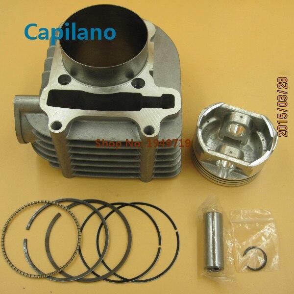 Motorcycle Engine Tools: Motorcycle Cylinder Kit Engine Block Kit With Piston Kit
