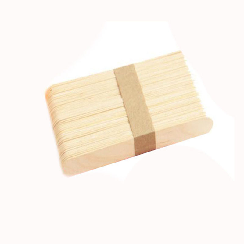 DIY Frame Wooden Popsicle Kids Hand Crafts ice cream tools Making ...
