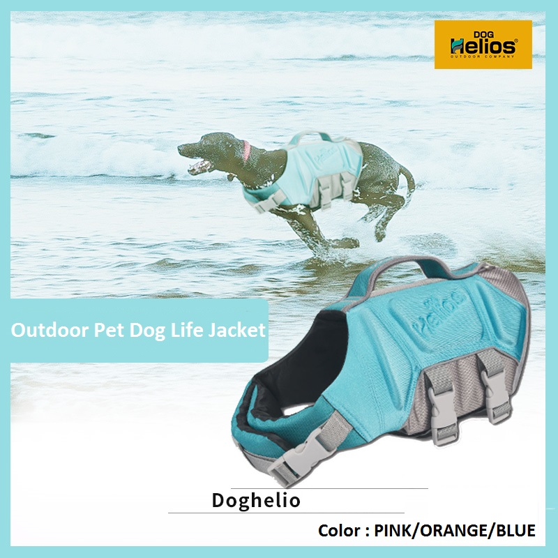 Dog Coats & Jackets Useful Janpet Dog Life Jacket Pet Life Vest Saver For Swimming Boating Training Dog Floatation Life Preserver Coat Safety To Be Highly Praised And Appreciated By The Consuming Public