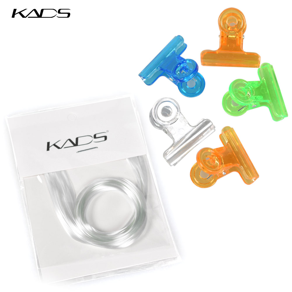 KADS 200CM Professional Fiberglass Nail Building Form For Nail Silk Extension Fibernails Acrylic Tips Manicure Salon Tool