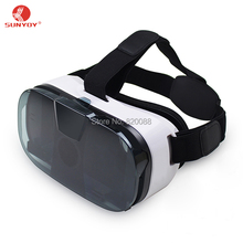 New Model HD VR Box/3D Virtual Reality Glasses for 4.0 to 6.5″ Smart Phone,Free Shipping