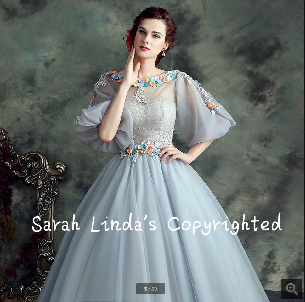 Dorable Silver Dress For Wedding Festooning - All Wedding Dresses ...