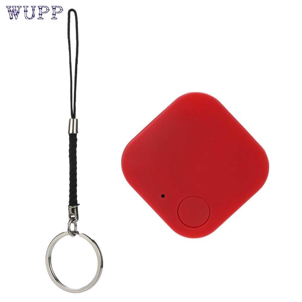 Traceur imperméable Anti-perdu de Bluetooth de traqueur de Mini GPS intelligent d'animal familier avec l'équipement de trouveur d'enfants de sac de portefeuille de porte-clés