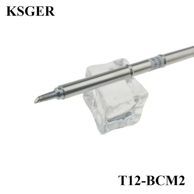 KSGER электрический DIY T12 жало BCM2 BCM3 припоя Советы для STM32 OLED станция -контроллер FX9501 ручка сварочные инструменты