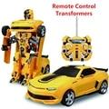 Горячие Продажи Robort Шмель Трансформации Дистанционного Управления RC Автомобиль